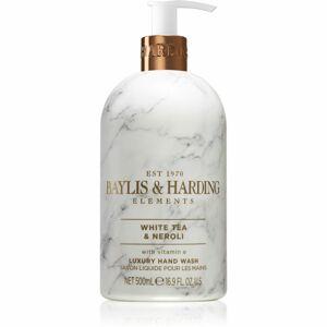 Baylis & Harding Elements White Tea & Neroli tekuté mydlo na ruky 500 ml