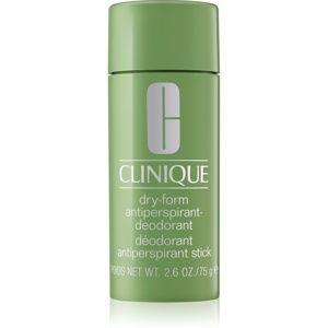 Clinique Antiperspirant-Deodorant tuhý dezodorant 75 g