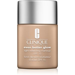 Clinique Even Better Glow make-up pre rozjasnenie pleti SPF 15 odtieň CN 40 Cream Chamois 30 ml