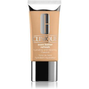 Clinique Even Better Refresh hydratačný make-up s vyhladzujúcim účinkom odtieň WN 76 Toasted Wheat 30 ml