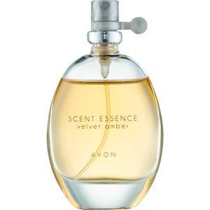Avon Scent Essence Velvet Amber toaletná voda pre ženy 30 ml