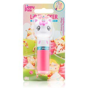 Lip Smacker Lippy Pals vyživujúci balzam na pery Unicorn Magic 4 g