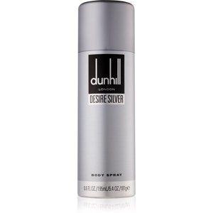 Dunhill Desire Silver telový sprej pre mužov 195 ml