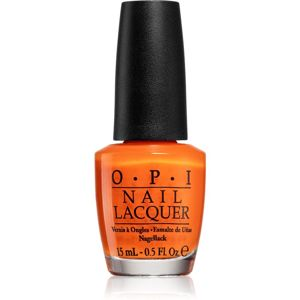 OPI Euro Centrale Collection lak na nechty odtieň Y'all Come Back Ya Hear 15 ml