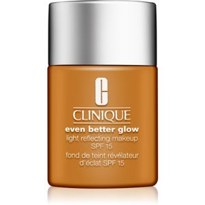 Clinique Even Better Glow make-up pre rozjasnenie pleti SPF 15 odtieň WN 122 Clove 30 ml