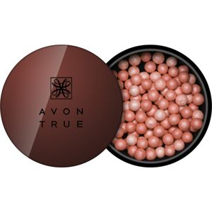 Avon True Colour bronzové tónovacie perly odtieň Medium Tan 22 g
