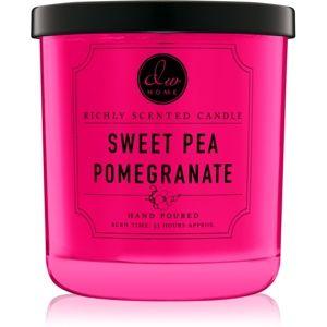 DW Home Sweet Pea Pomegranate vonná sviečka 274,71 g