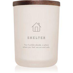 LAB Hygge Shelter vonná sviečka (Coconut Oud) 107 g