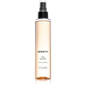 Oriflame Sensity Sun Sparkle kolínska voda pre ženy 200 ml