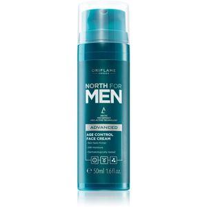 Oriflame North For Men omladzujúci pleťový krém pre mužov 50 ml