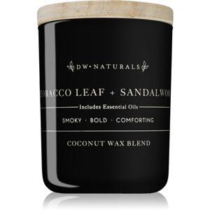 DW Home Tobacco Leaf + Sandalwood vonná sviečka 107,73 g