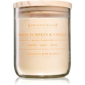 DW Home White Pumpkin + Vanilla vonná sviečka 500,94 g