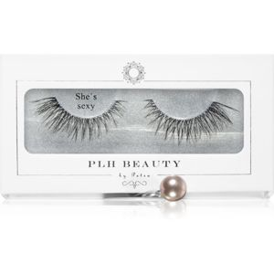 PLH Beauty 3D Silk Lashes By Petra umelé mihalnice She´s Sexy