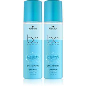 Schwarzkopf Professional BC Bonacure Hyaluronic Moisture Kick kozmetická sada (pre normálne až suché vlasy)