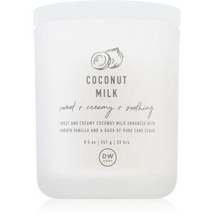 DW Home Prime Spa Coconut Milk vonná sviečka 241 g