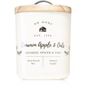 DW Home Farmhouse Cinnamon Apple & Oats vonná sviečka 241 g