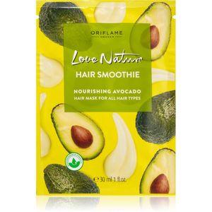 Oriflame Love Nature vyživujúca maska pre všetky typy vlasov 30 ml