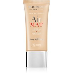 Bourjois Air Mat zmatňujúci make-up odtieň 02 Vanilla 30 ml