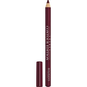 Bourjois Contour Edition dlhotrvajúca ceruzka na pery odtieň 09 Plum It Up! 1,14 g