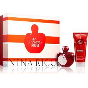 Nina Ricci Nina Rouge darčeková sada I. pre ženy