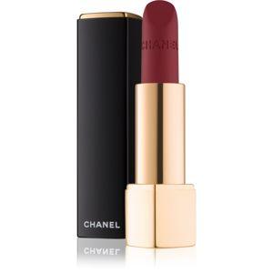 Chanel Rouge Allure Velvet zamatový rúž s matným efektom odtieň 63 Nightfall 3,5 g
