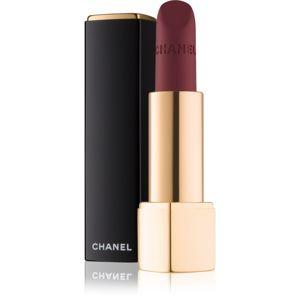 Chanel Rouge Allure Velvet zamatový rúž s matným efektom odtieň 70 Unique 3,5 g