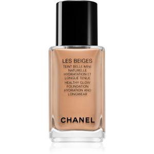 Chanel Les Beiges Foundation ľahký make-up s rozjasňujúcim účinkom odtieň B60 30 ml