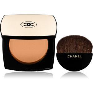 Chanel Les Beiges jemný púder SPF 15 odtieň 30 12 g