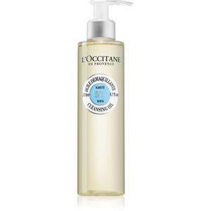 L'Occitane Karité čistiaci a odličovací olej 200 ml