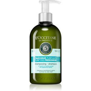 L'Occitane Aromachologie osviežujúci šampón 500 ml