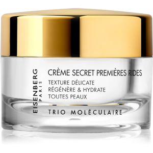 Eisenberg Classique Crème Secret Premières Rides regeneračný a hydratačný krém proti prvým známkam starnutia pleti 50 ml