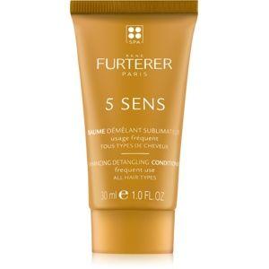René Furterer 5 Sens posilňujúci kondicionér pre jednoduché rozčesávanie vlasov 30 ml