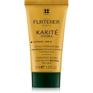 René Furterer Karité Hydra hydratačná starostlivosť pre lesk suchých a lámavých vlasov 30 ml