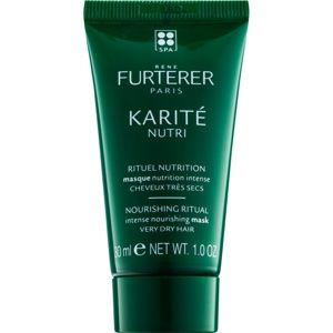René Furterer Karité Nutri intenzívne vyyživujúca maska pre veľmi suché vlasy 30 ml