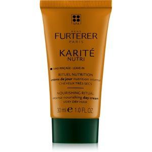 René Furterer Karité bezoplachová krémová starostlivosť pre suché a poškodené vlasy 30 ml