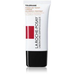 La Roche-Posay Toleriane Teint hydratačný krémový make-up pre normálnu až suchú pleť odtieň 03 Sand SPF 20 30 ml