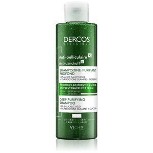 Vichy Dercos Anti-Dandruff šampón proti lupinám s peelingovým efektom 250 ml
