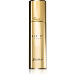 Guerlain Parure Gold rozjasňujúci fluidný make-up SPF 30 odtieň 05 Dark Beige 30 ml
