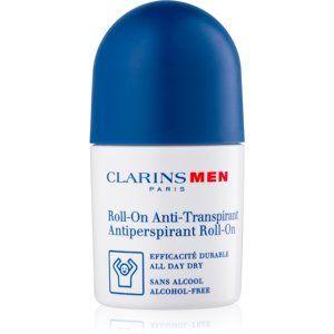 Clarins Men Body antiperspirant roll-on bez alkoholu 50 ml