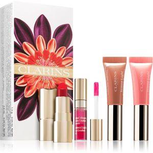 Clarins Beautiful Lips darčeková sada pre ženy