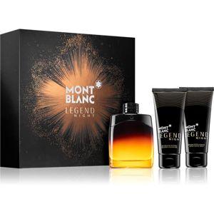 Montblanc Legend Night darčeková sada II. pre mužov