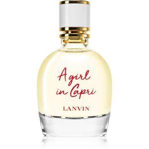 Lanvin A Girl In Capri toaletná voda pre ženy 90 ml