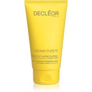 Decléor Aroma Pureté čistiaca a okysličujúca maska 2 v 1 50 ml