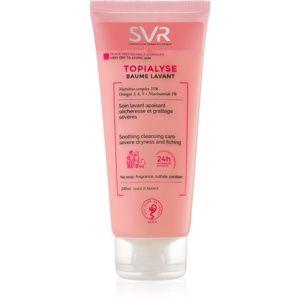 SVR Topialyse balzam na umývanie pre suchú a podráždenú pokožku