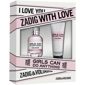 Zadig & Voltaire Girls Can Do Anything darčeková sada II. pre ženy