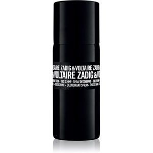 Zadig & Voltaire This is Him! deospray pre mužov 150 ml