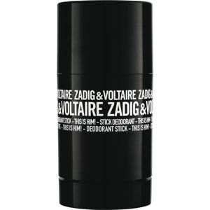 Zadig & Voltaire This Is Him! deostick pre mužov 75 g