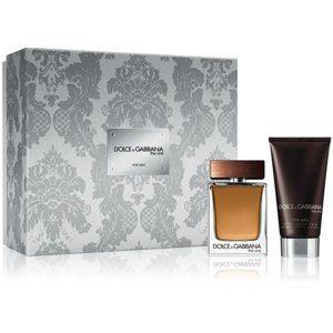 Dolce & Gabbana The One for Men darčeková sada I. pre mužov