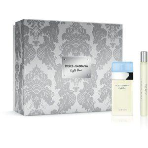 Dolce & Gabbana Light Blue darčeková sada X. pre ženy
