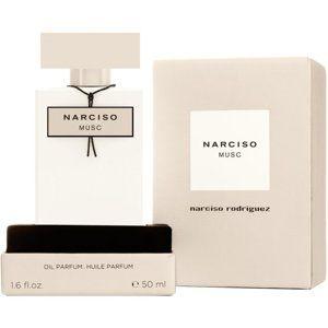 Narciso Rodriguez Narciso Musc parfémovaný olej pre ženy 50 ml